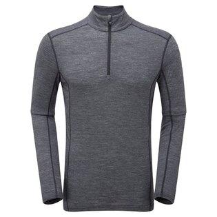 Funkčné tričko Primino® Zip Neck s dlhým rukávom Montane®