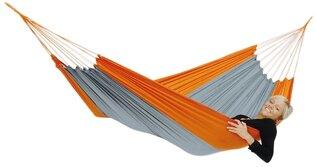 Hamaka - houpací síť AMAZONAS® Silk Traveller
