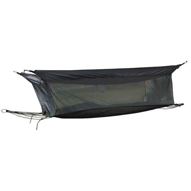 Hamaka s moskytiérou Jungle MFH® - oliv