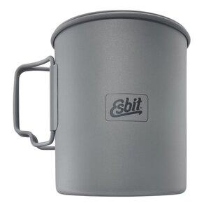 Hrniec na varenie ESBIT® PT750-TI titánový 750 ml