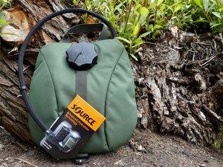 Hydratační systém SOURCE® Military 2,5 l - Olive Green