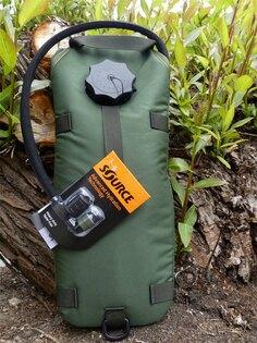 Hydratačný systém SOURCE® IDF 3 l - Oliv Green