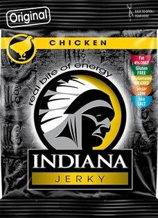 Indiana Jerky® - Kuřecí šušené maso 25g