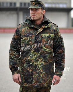 Kabát s vložkou originál Bundeswehr nový