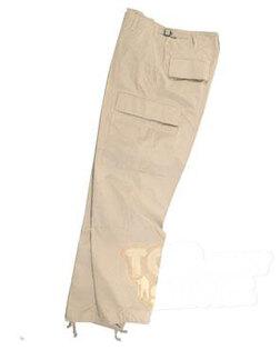 Kalhoty BDU rip-stop Mil-Tec® - khaki