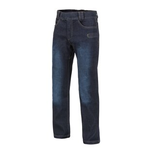 Kalhoty Helikon Greyman Tactical Jeans® - DENIM MID