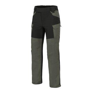 Kalhoty Hybrid Outback Helikon-Tex® - Taiga Green/Black