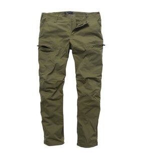 Kalhoty Kenny Technical Vintage Industries® - Olive