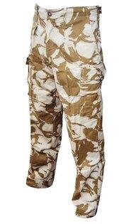 Kalhoty polní originál britské armády nové