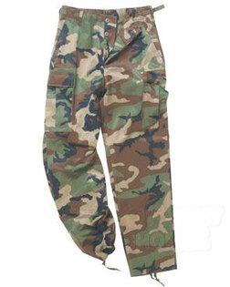 Kalhoty US BDU Mil-Tec®