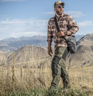 Kalhoty Woodsman Helikon-Tex®