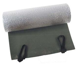 Karimatka, izolační podložka pod spacák MFH® Alu Iso Mat