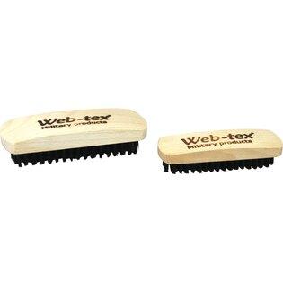 Kartáč na čištění obuvi Web-Tex® - velký