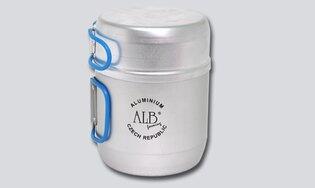 Kempingový riad pre jednu osobu ALB®