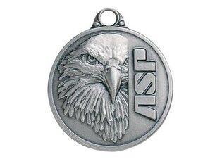Klíčenka ASP® - stříbrná