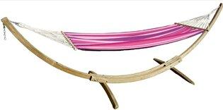 Kompletní sada AMAZONAS® Star Candy houpací síť, stojan, příslušenství