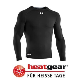 Kompresní triko UNDER ARMOUR® Sonic HeatGear® - černé