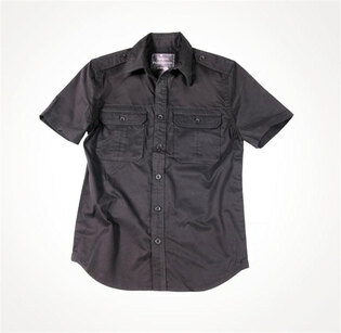 Košeľa SURPLUS® Plain Summer s krátkym rukávom