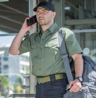 Košile s krátkým rukávem Helikon-Tex® Defender MK2® Ripstop