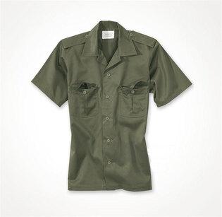 Košile US army SURPLUS® s krátkým rukávem