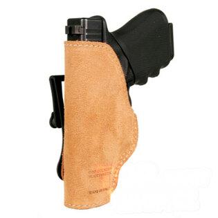 Kožené pouzdro na opasek Blackahawk - Glock 19-23