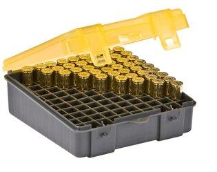 Krabička na náboje - 38 .Special Plano Molding® USA - 100 ks, žltá