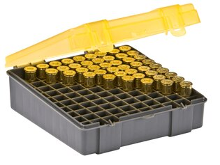 Krabička na náboje - .41 Magnum Plano Molding® USA - 100 ks, žltá