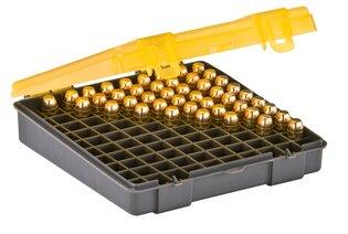 Krabička na náboje - .43 ACP Plano Molding® USA - 100 ks, žltá