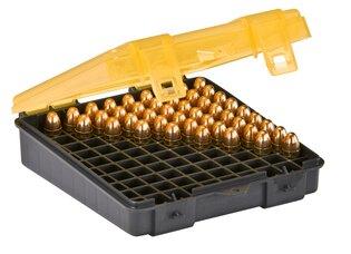 Krabička na náboje - 9 mm/.380 Auto Plano Molding® USA - 100 ks, žlutá