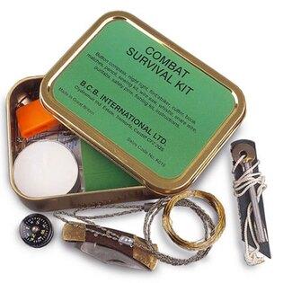 Krabička poslednej záchrany BCB® Combat Survival Kit