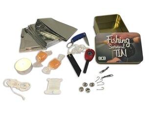 Krabička poslednej záchrany BCB® Fishing Survival Tin