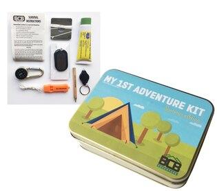 Krabička poslednej záchrany BCB® My First Adventure (summer edition)