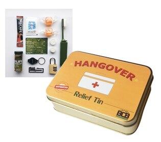 Krabička poslední záchrany BCB® Hangover Relief Tin