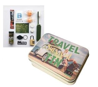Krabička poslední záchrany BCB® Travel Survival Tin