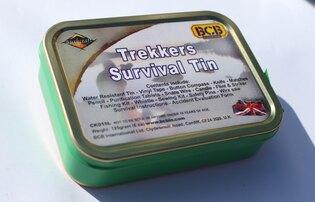 Krabička poslední záchrany BCB® Trekker Survival