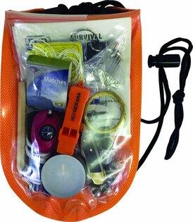 Krabička poslední záchrany BCB® Waterproof Survival