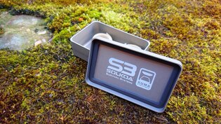Krabička poslední záchrany (prázdná krabička) SUMA SOLKOA® large