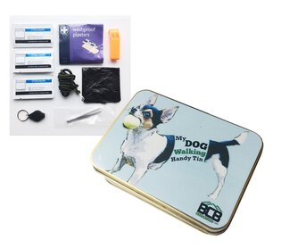 Krabička pro psa BCB® My Dog Walking Handy Tin