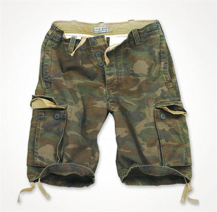 Kraťasy RAW VINTAGE SURPLUS® Shorts