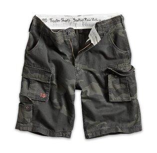 Kraťasy RAW VINTAGE SURPLUS® Trooper Shorts