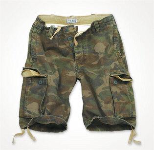 Krátke nohavice RAW VINTAGE SURPLUS® Shorts