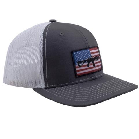 Kšiltovka BRCC® Flag AR Patch Trucker Hat