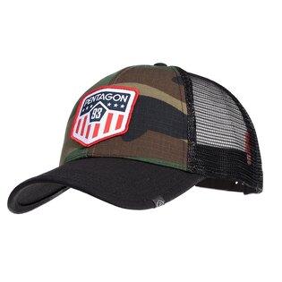 Kšiltovka Era Trucker US Flag PENTAGON®