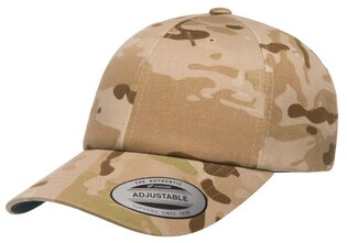 Kšiltovka FlexFit® Classics® Multicam® Cotton Twill Dad Cap