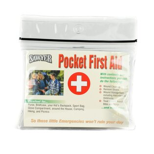 Lékárnička SAWYER® Pocket First Aid