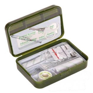 Lekárnička - súprava prvej pomoci FOSCO® - zelená