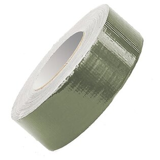 Lepící páska Rothco® 5 cm x 55 m - oliv