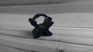 Magnetická montáž pro svítilny (E5, M5, Cadet, E9, Warrior) PowerTac®