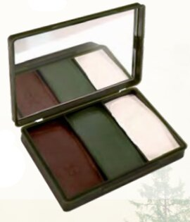 Maskovací barvy BCB® Chameleon Compact