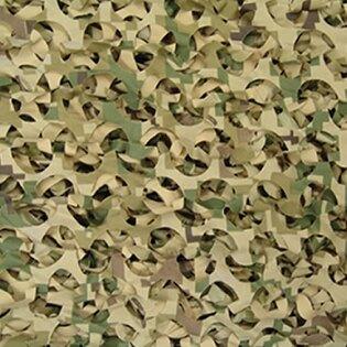 Maskovacia sieť Rothco® Ultra Lite Killer - 3D leaf wodland